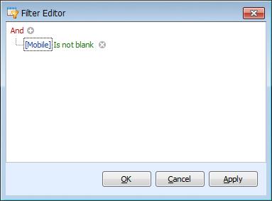 filter-editor